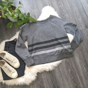 👕CALVIN KLEIN PERFORMANCE - Cotton Knit Sweater.